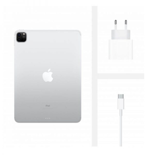 Apple iPad Pro 11 Wi-Fi + Cellular 128GB (2020) Silver-9