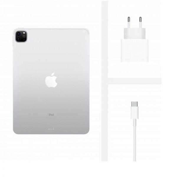 Apple iPad Pro 12.9 Wi-Fi + Cellular 128GB (2020) Silver-9