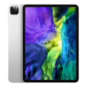 Apple iPad Pro 12.9 Wi-Fi + Cellular 256GB (2020) Silver-1
