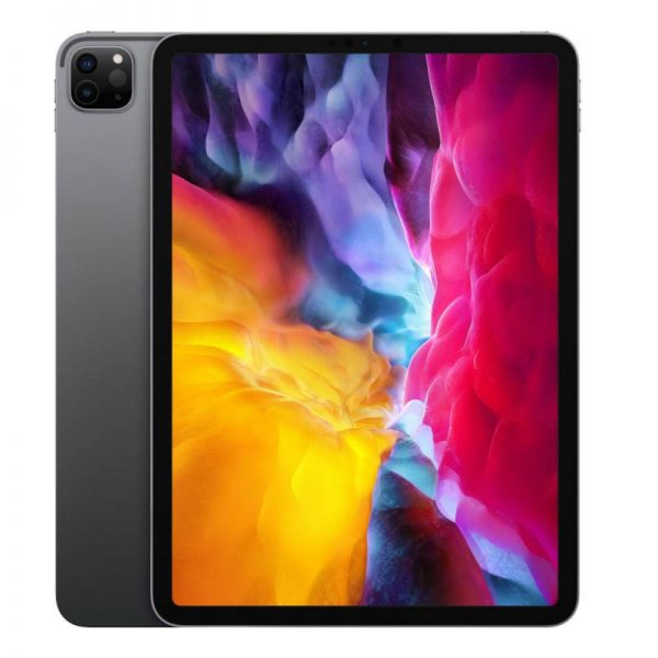 Apple iPad Pro 12.9 Wi-Fi + Cellular 512GB (2020) Space gray-1