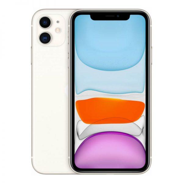 Мобильный телефон Apple iPhone 11 128GB (белый)-1