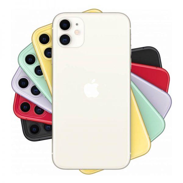 Мобильный телефон Apple iPhone 11 128GB (белый)-2