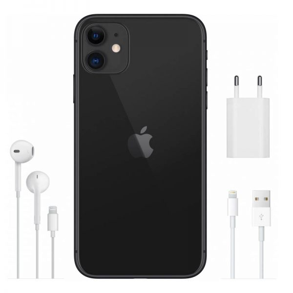 Мобильный телефон Apple iPhone 11 128GB (черный)-4