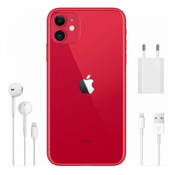 Мобильный телефон Apple iPhone 11 128GB ((PRODUCT) RED™)-5