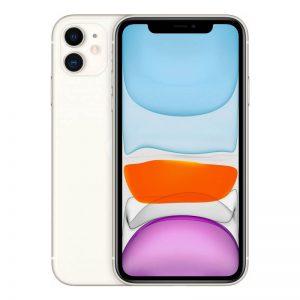 Мобильный телефон Apple iPhone 11 256GB (белый)-1