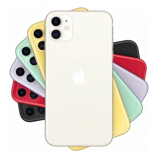 Мобильный телефон Apple iPhone 11 256GB (белый)-2