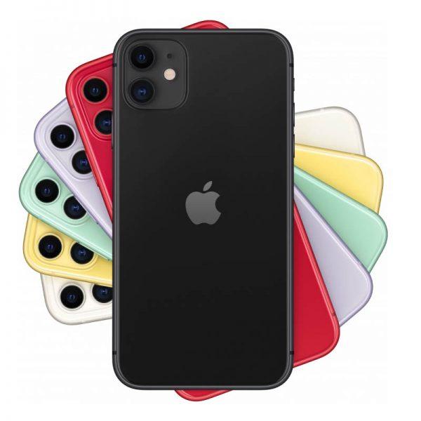 Мобильный телефон Apple iPhone 11 256GB (черный)-2