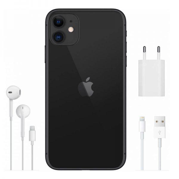 Мобильный телефон Apple iPhone 11 256GB (черный)-4