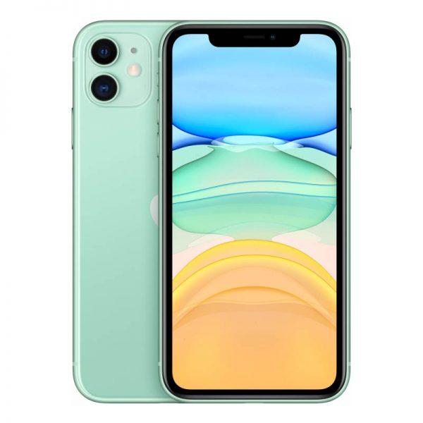 Мобильный телефон Apple iPhone 11 256GB (зеленый)-1