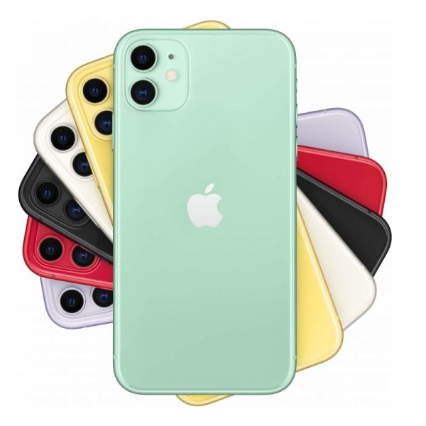 Мобильный телефон Apple iPhone 11 256GB (зеленый)-2