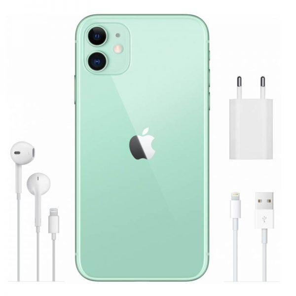 Мобильный телефон Apple iPhone 11 256GB (зеленый)-5
