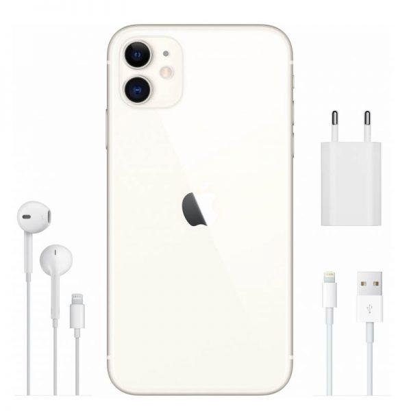 Мобильный телефон Apple iPhone 11 64GB (белый)-5
