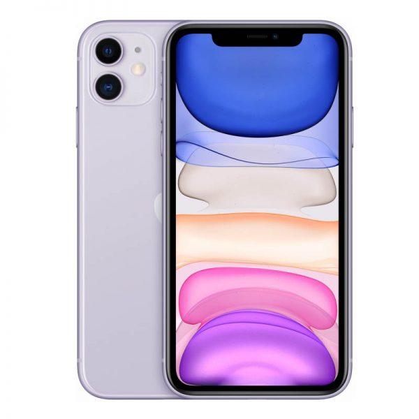 Мобильный телефон Apple iPhone 11 64GB (фиолетовый)-1