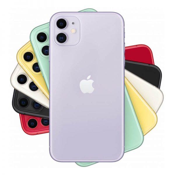 Мобильный телефон Apple iPhone 11 64GB (фиолетовый)-2