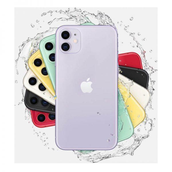 Мобильный телефон Apple iPhone 11 64GB (фиолетовый)-5