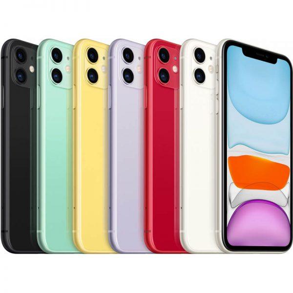 Мобильный телефон Apple iPhone 11 64GB (фиолетовый)-6