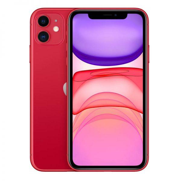 Мобильный телефон Apple iPhone 11 64GB ((PRODUCT) RED™)-1