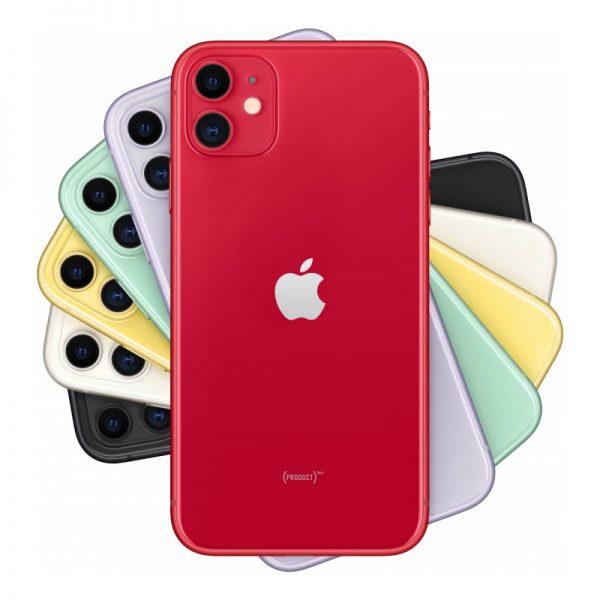 Мобильный телефон Apple iPhone 11 64GB ((PRODUCT) RED™)-2