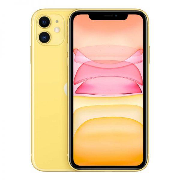 Мобильный телефон Apple iPhone 11 64GB (желтый)-1