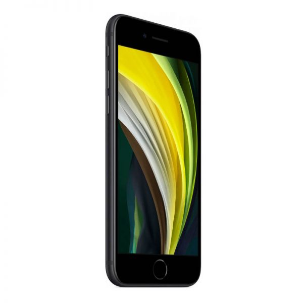 Мобильный телефон Apple iPhone SE 2020 128GB (черный)-3