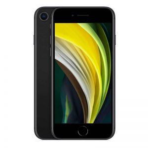 Мобильный телефон Apple iPhone SE 2020 256GB (черный)-1