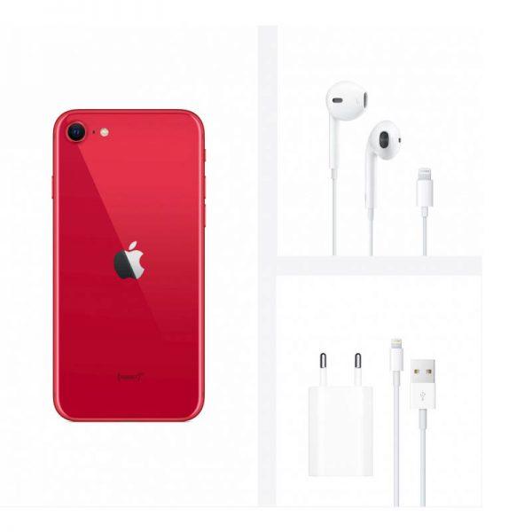 Мобильный телефон Apple iPhone SE 2020 64GB ((PRODUCT) RED™)-7