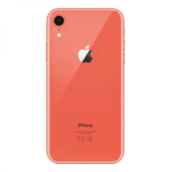 Мобильный телефон Apple iPhone XR 128GB (коралловый)-2