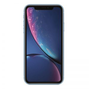 Мобильный телефон Apple iPhone XR 128GB (синий)-1