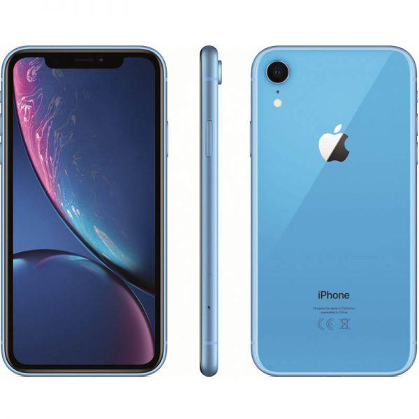 Мобильный телефон Apple iPhone XR 128GB (синий)-4
