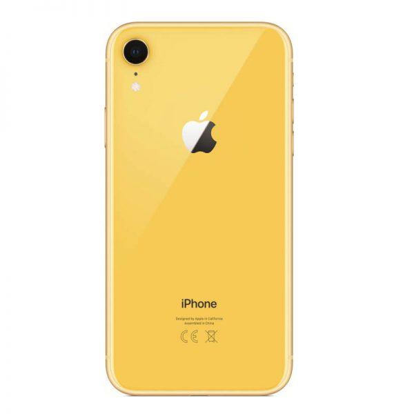Мобильный телефон Apple iPhone XR 128GB (желтый)-2