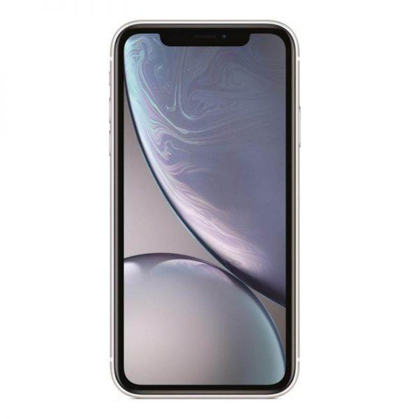 Мобильный телефон Apple iPhone XR 64GB (белый)-1