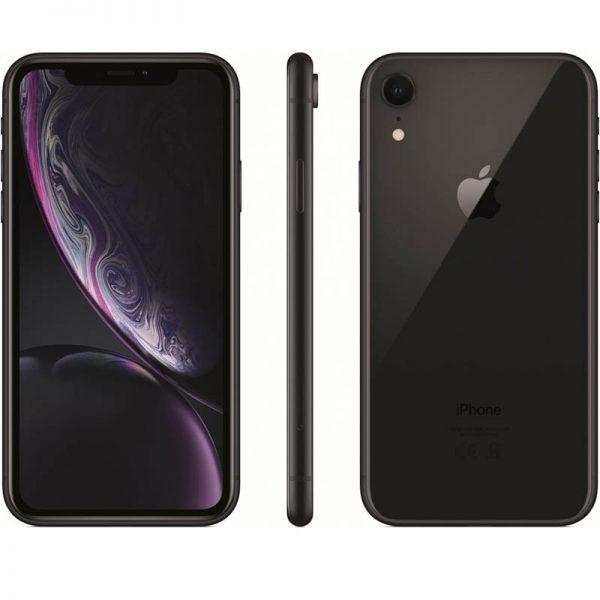 Мобильный телефон Apple iPhone XR 64GB (черный)-4