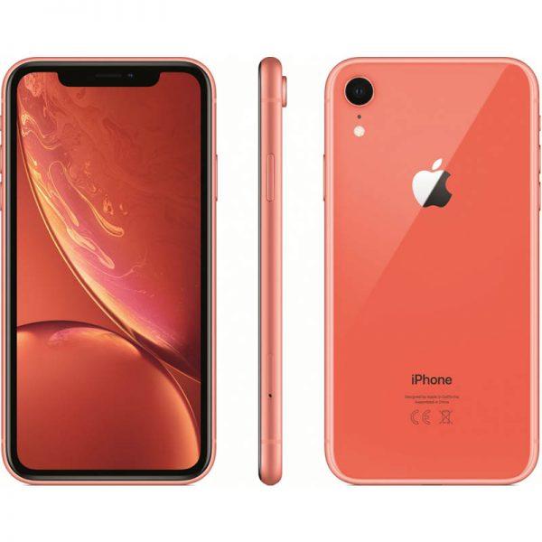 Мобильный телефон Apple iPhone XR 64GB (коралловый)-4