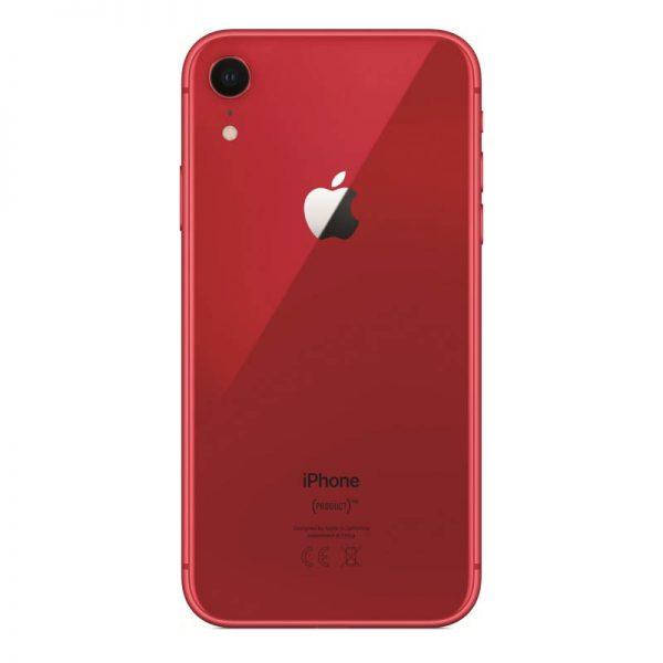 Мобильный телефон Apple iPhone XR 64GB (красный)-2