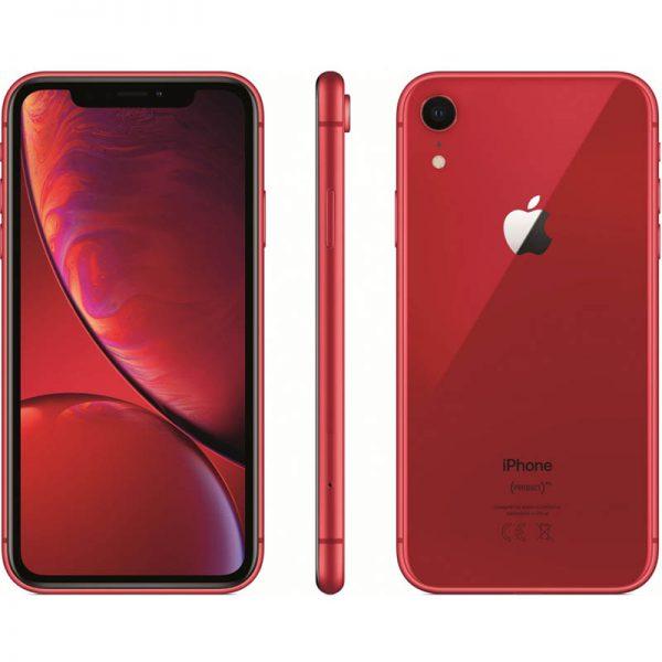 Мобильный телефон Apple iPhone XR 64GB (красный)-4