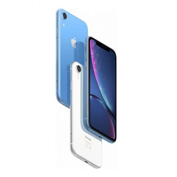 Мобильный телефон Apple iPhone XR 64GB (синий)-5