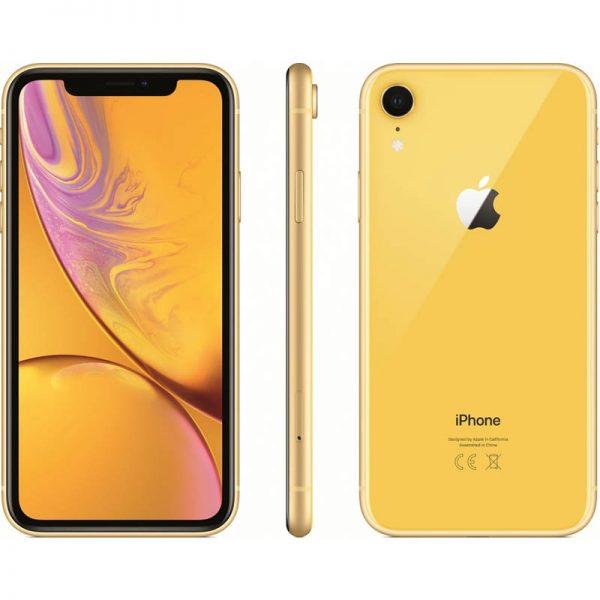 Мобильный телефон Apple iPhone XR 64GB (желтый)-4