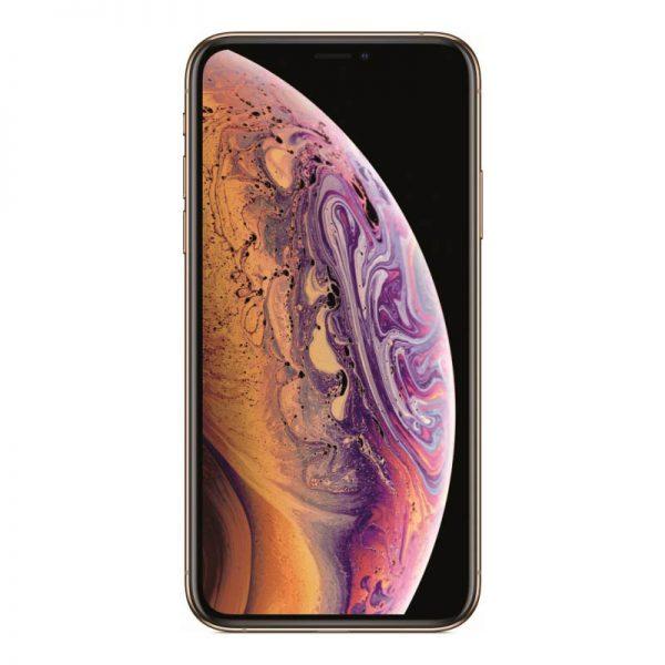 Мобильный телефон Apple iPhone XS 256GB (золотой)-1