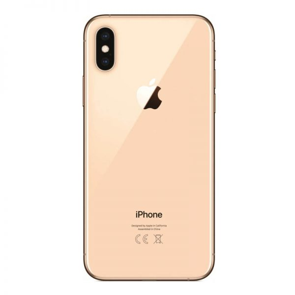 Мобильный телефон Apple iPhone XS 256GB (золотой)-2