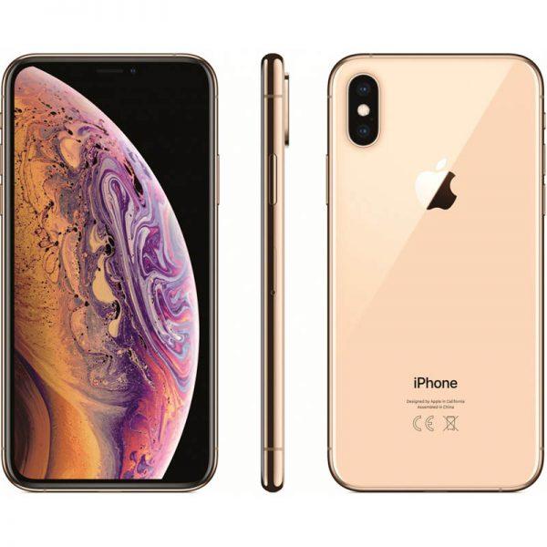Мобильный телефон Apple iPhone XS 256GB (золотой)-4