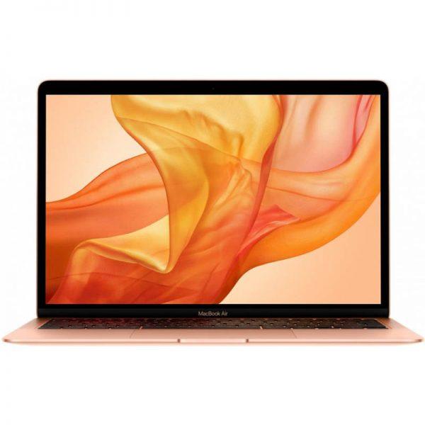 """Ноутбук Apple MacBook Air 13.3"""" Core i3 1,1 ГГц, SSD 256 Гб (золотой)-1"""