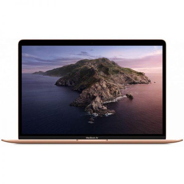 """Ноутбук Apple MacBook Air 13.3"""" Core i3 1,1 ГГц, SSD 256 Гб (золотой)-4"""