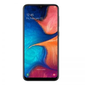 Мобильный телефон Samsung Galaxy A20 32GB (черный)-1