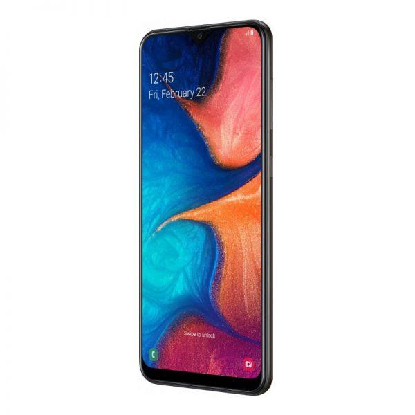 Мобильный телефон Samsung Galaxy A20 32GB (черный)-3