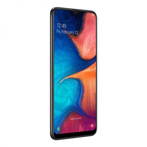 Мобильный телефон Samsung Galaxy A20 32GB (черный)-4