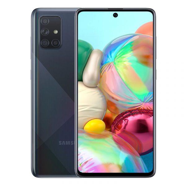 Мобильный телефон Samsung Galaxy A71 6/128GB (черный)