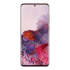 Мобильный телефон Samsung Galaxy S20+ (красный)-1