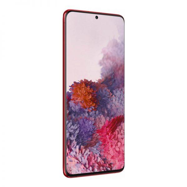 Мобильный телефон Samsung Galaxy S20+ (красный)-3