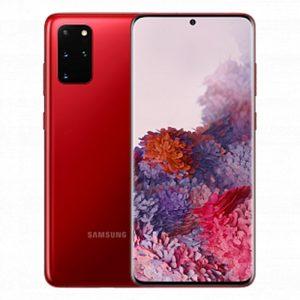 Смартфон Samsung Galaxy S20+ 128Mb Red (красный)