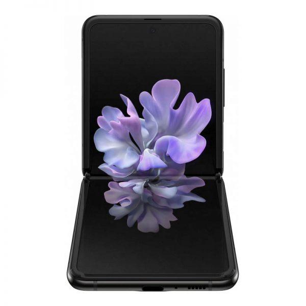 Мобильный телефон Samsung Galaxy Z Flip (черный бриллиант)-6